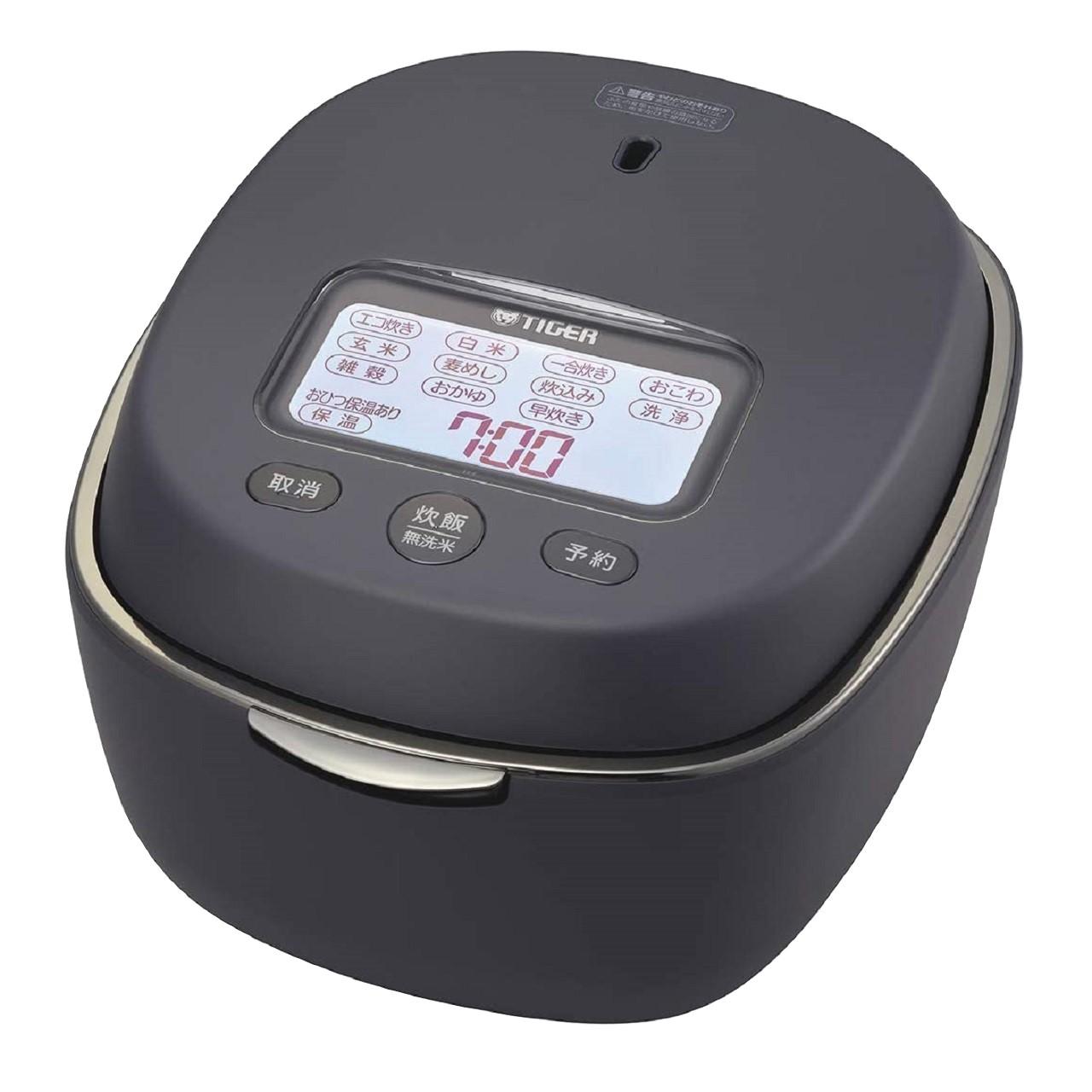 タイガー 炊きたて ご泡火炊きJPL-A100土鍋圧力IHジャー炊飯器
