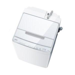 東芝ZABOON AW-10SD9 DDインバーター全自動洗濯機