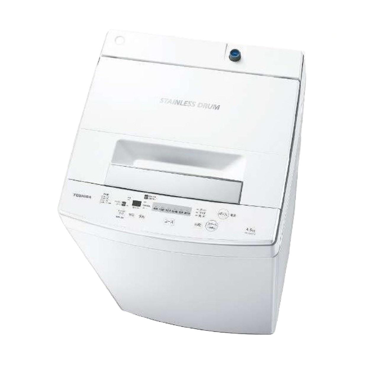 東芝AW-45M7全自動洗濯機