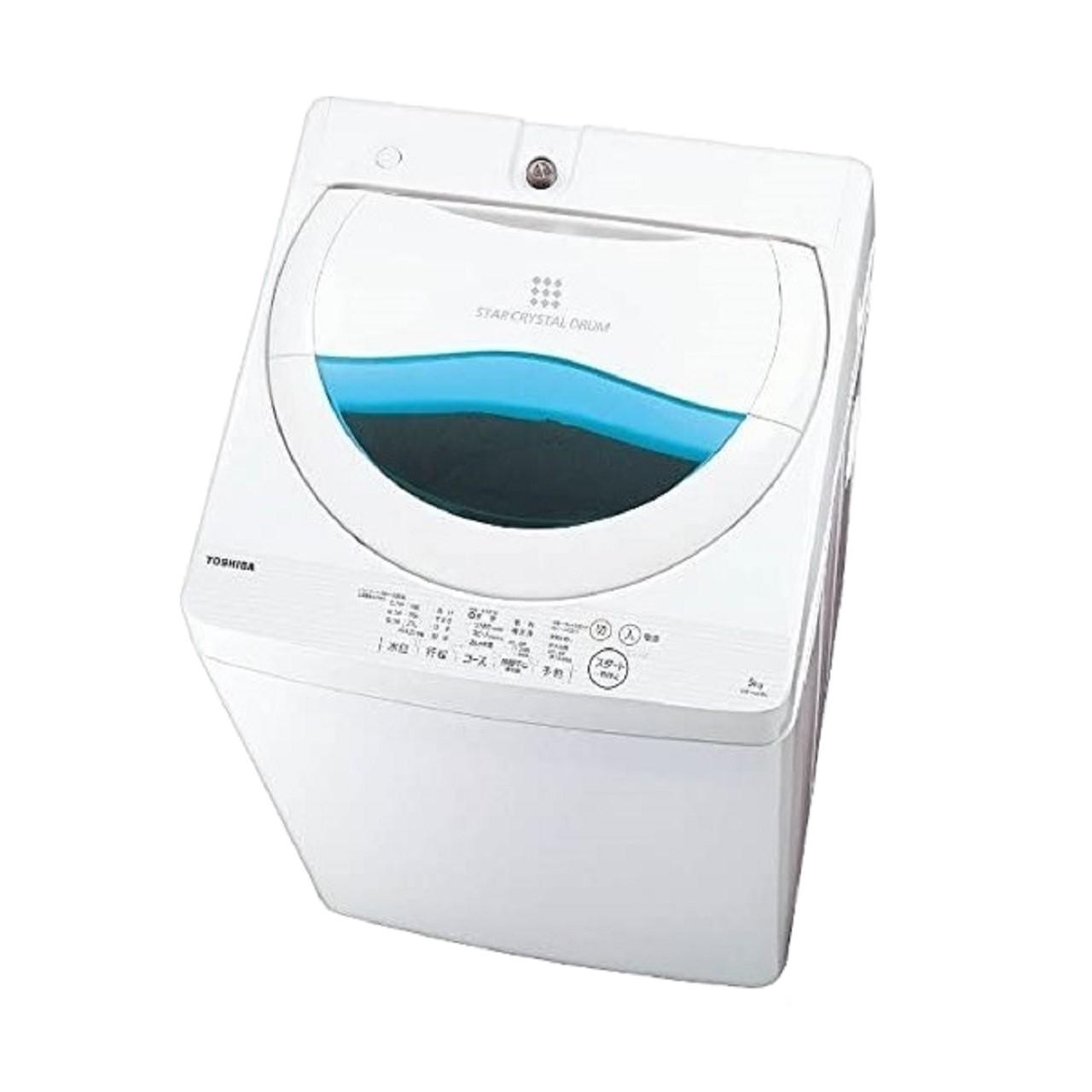 東芝AW-5G5全自動洗濯機