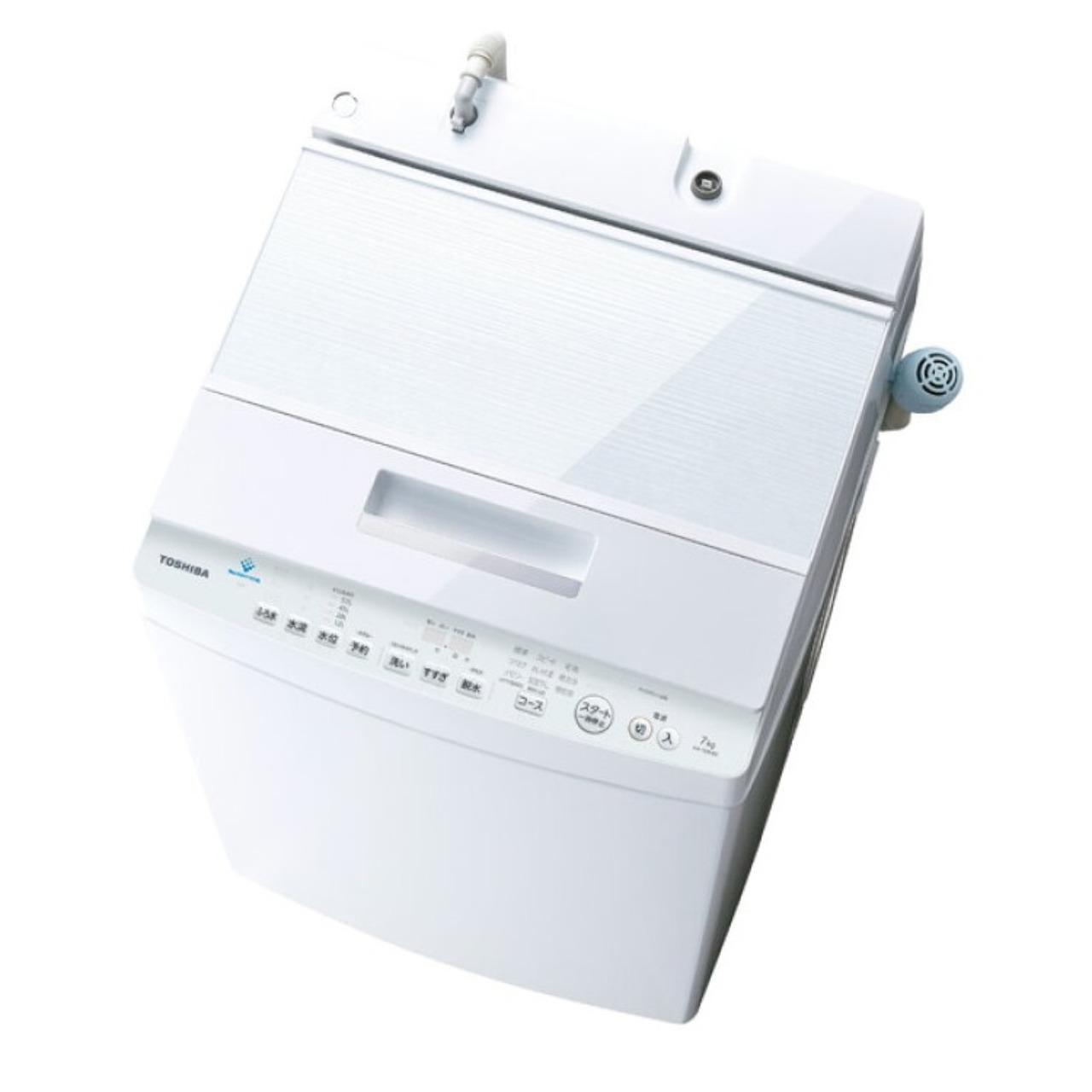 東芝ザブーンAW-7D8全自動洗濯機