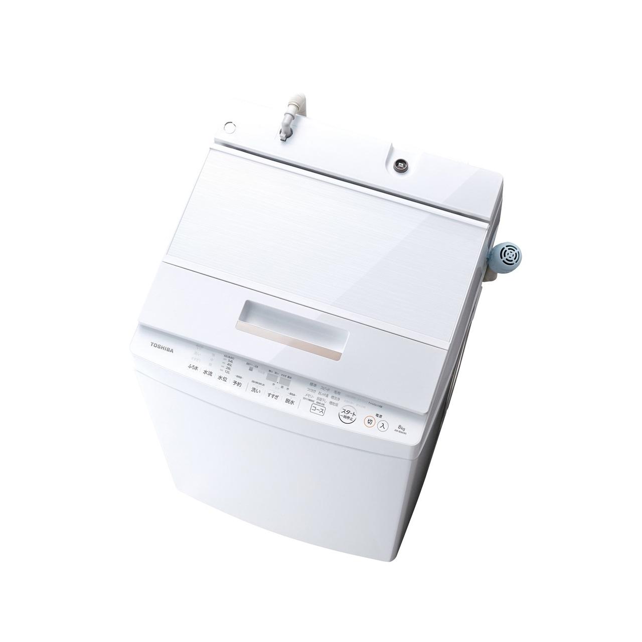 東芝AW-8D6全自動洗濯機
