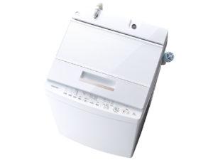 東芝全自動洗濯機AW-8D6