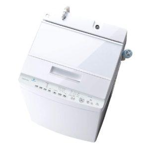 東芝ZABOON AW-8D9DDインバーター全自動洗濯機