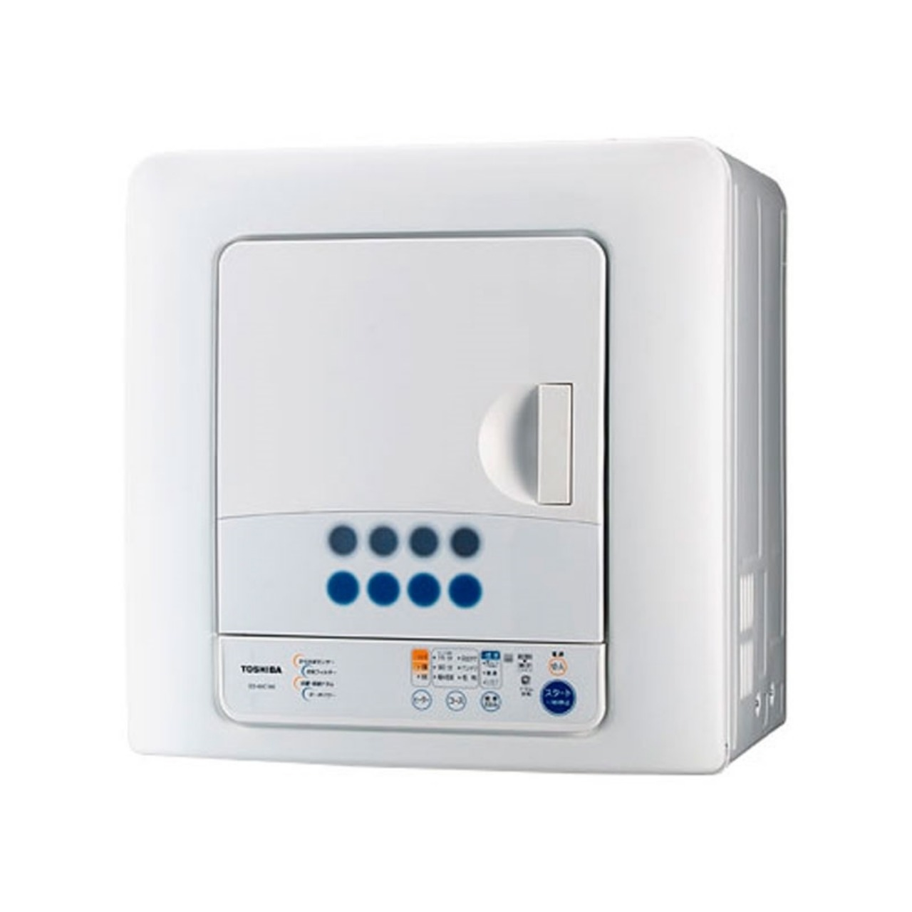 東芝ED-60C衣類乾燥機