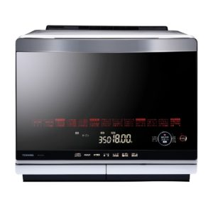 東芝石窯ドームER-ND500過熱水蒸気オーブンレンジ