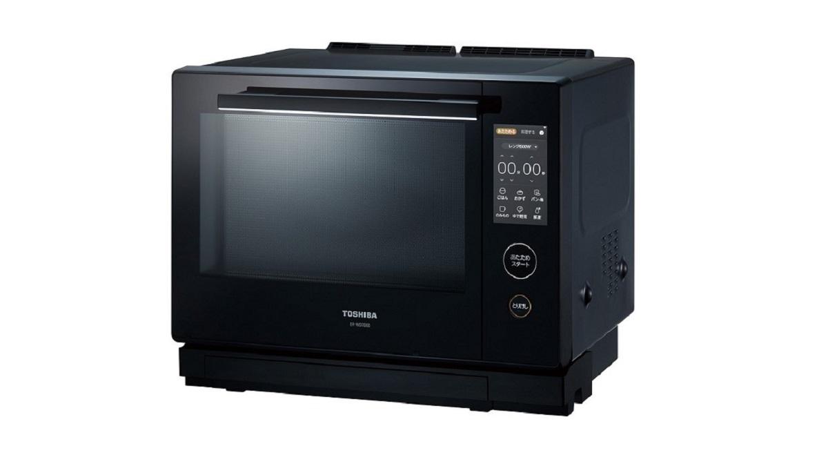東芝 石窯ドームER-WD7000過熱水蒸気オーブンレンジ