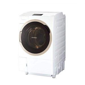 東芝ZABOON TW-127X7ドラム式洗濯乾燥機