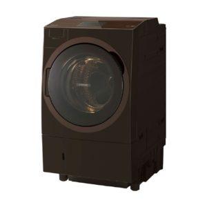 東芝ZABOON TW-127X8ドラム式洗濯乾燥機