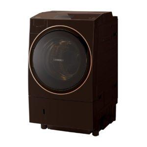 東芝ZABOON TW-127X9ドラム式洗濯乾燥機