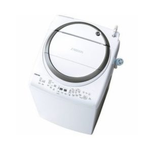 東芝ZABOON AW-8V7タテ型洗濯乾燥機