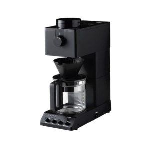 ツインバードCM-D465B全自動コーヒーメーカー